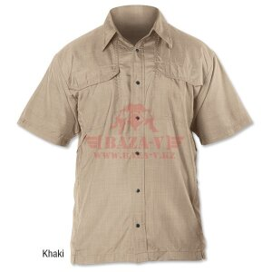 Кэмпинг рубашка с коротким рукавом TRU-SPEC 24-7 Series (Coyote)