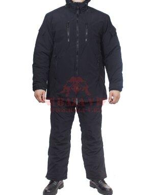 Зимний костюм Magellan из мембраны МПА-38 (Black)