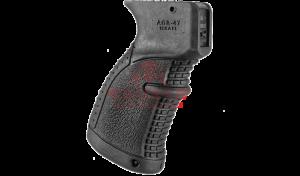 Рукоять прорезиненная FAB-Defense AGR-47 для АК (Black)