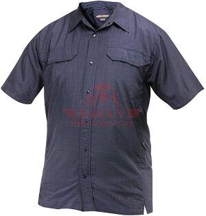 Кэмпинг рубашка с коротким рукавом TRU-SPEC 24-7 Series (Navy)