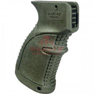 Рукоять прорезиненная FAB-Defense AGR-47 для АК (Green)