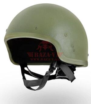 Баллистический шлем КлАСС™ «АЗШ-2» (Класс защиты Бр1 или Бр2 в зависимости от комплектации)