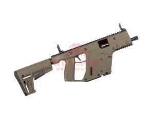 """Нарезной карабин KRISS Vector SBR G2 .22LR, 6.5"""" FXD фиксированный приклад (FDE)"""