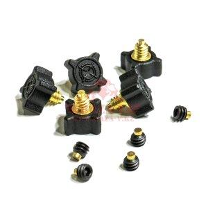 Набор резьбовых болтов барашек и шестигранных винтов для прикладов MDT Set Screw/Wheel Knob Replacement Pack