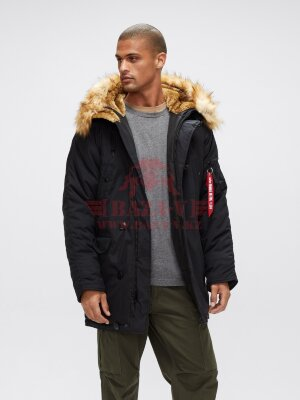 Куртка-парка Alpha Industries ALTITUDE (Black)