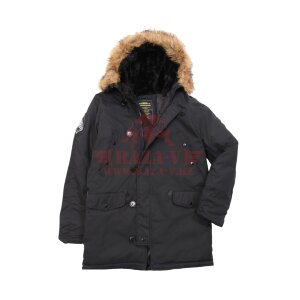Зимняя куртка-парка Alpha Industries Altitude (Black)