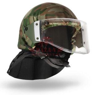 Баллистический шлем КлАСС™ «ЗШ-1-2М» (Класс защиты Бр2)
