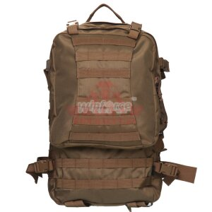 Тактический рюкзак Winforce™ Overlander MOLLE Pack (Coyote)