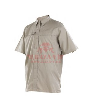 Мужская рубашка с коротким рукавом TRU-SPEC Men's 24-7 SERIES® Pinnacle Shirt (Khaki)