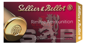 Патрон Sellier & Bellot .22 LR SB Club 2.56гр