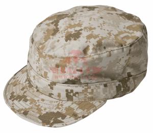 Кепка TRU-SPEC COMBAT STYLE 65/35 Polyester/Cotton Twill (DESERT DIGITAL)