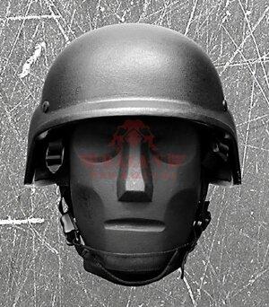 Баллистический шлем Compass™ (PE) (Класс защиты NIJ III-A)