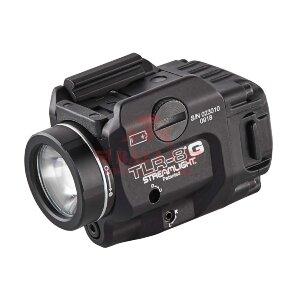Подствольный фонарь с зеленым лазером для пистолета TLR-8G StreamLight®, светодиод 500 люмен
