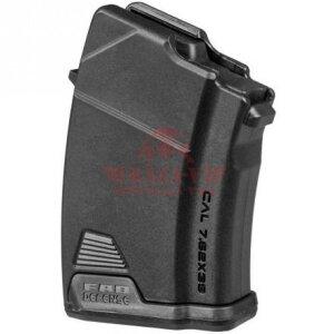 Магазин 7.62х39 на 10 патронов для АК FAB-Defense Ultimag AK 10R (Black)