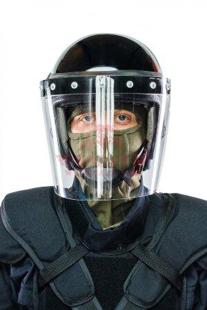 Противоударный шлем C.P.E.® RIOT BOSS