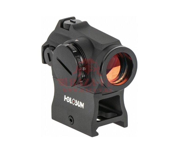 Коллиматорный прицел HOLOSUN HS403R Micro, совместимый с ПНВ