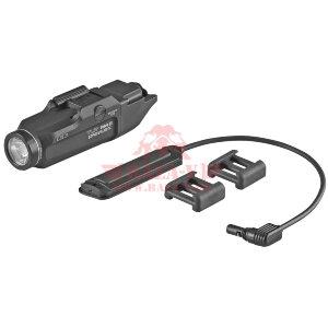 Тактический фонарь с интегрированной планкой Picatinny Streamlight TLR RM-2, с выносной кнопкой ДУ, светодиод 1000 люмен