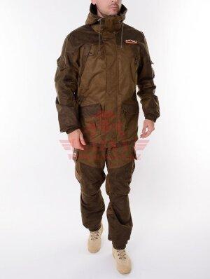 Мембранный костюм Triton «Горка -5» (Замша) (Brown)