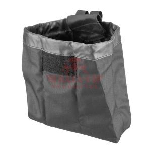 """Подсумок для сброса магазинов, складной WARTECH """"Скатка"""" UP-114 (Black)"""