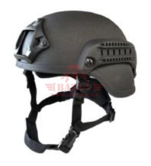 Баллистический шлем C.P.E.® MICH-ACH-SC (стандартный шлем с подвеской 4х точки) (Класс защиты NIJ III-A 0101.04) (Olive)