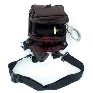 Сумка поясная со скрытой кобурой Front-Line Bag Pack (2165 small) (Black)