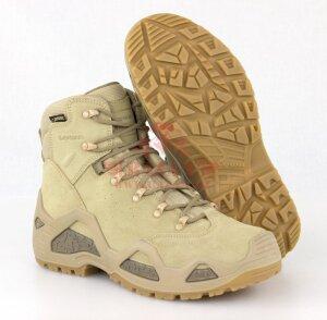 Тактические демисезонные ботинки LOWA Z-6S (Desert)