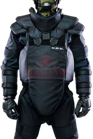 Противоударный жилет C.P.E.® Chest Guard 08 (Класс защиты NIJ III-A)