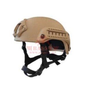 Баллистический шлем C.P.E.® MICH-SCH–HC (high cut) (Класс защиты NIJ III-A 0101.06) (Desert)