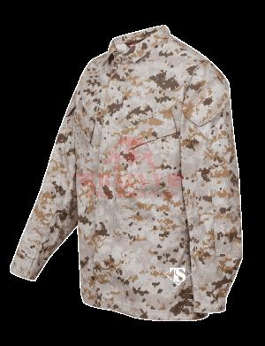 Китель полевой формы TRU-SPEC Digital Camo Uniform (DESERT DIGITAL)