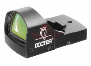 Коллиматорный прицел DOCTER® Sight II 7 MOA (L/E version) в комплекте с креплением Weaver