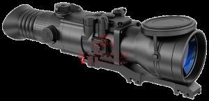 Прицел НВ на базе ЭОП Pulsar Phantom 4x60 MD FX