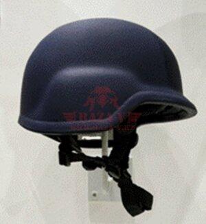 Баллистический шлем Compass™ (Арамид) (Класс защиты NIJ III-A) (Black)