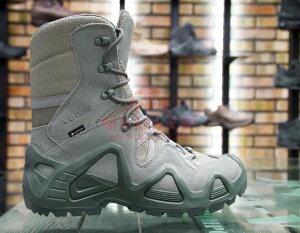 Тактические мембранные ботинки LOWA Zephyr GTX HI TF (Sage)