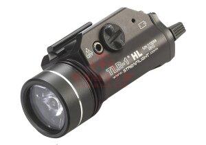 Подствольный фонарь TLR-1 HL® StreamLight®, светодиод 800 люмен (Black)