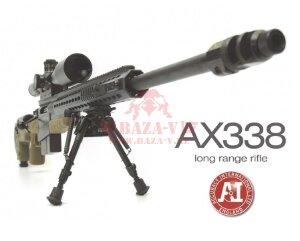 """Карабин Accuracy International AX-338, 20"""".338 Lapua Mag (Green)"""