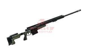 "Нарезной карабин Accuracy International AX-338 .338 Lapua Magnum, 20"" (Green)"