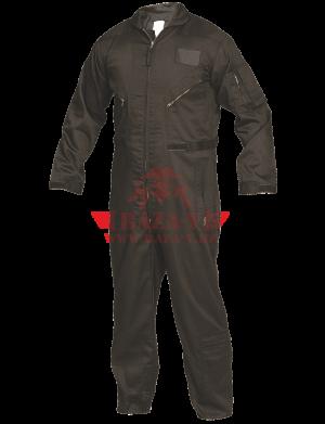 Базовый лётный комбинезон TRU-SPEC 27-P Basic Flight Suit (Black)