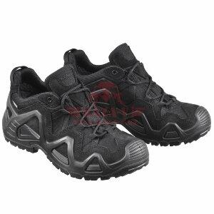 Тактические мембранные кроссовки LOWA Zephyr GTX LO TF (Black)