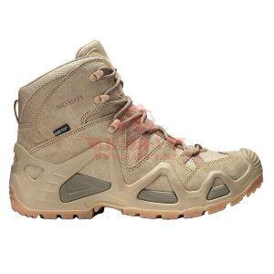 Тактические ботинки LOWA Zephyr GTX MID TF (Desert Sand)