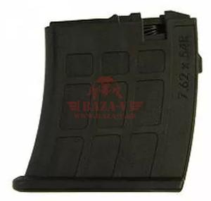 Магазин 7.62х54R на 5 патронов для винтовки Мосина Archangel AA762R 01 (Black)