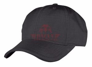 Бейсболка TRU-SPEC Adjustable Ballcap 65/35 PC Rip-Stop (Black)