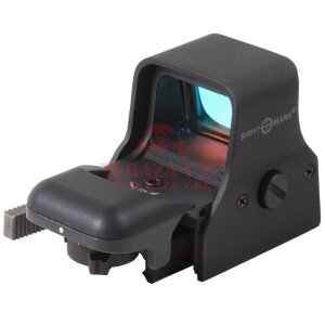 Коллиматорный прицел Sightmark® SM14000 Ultra Shot Reflex Sight QD Digital Switch (Black)