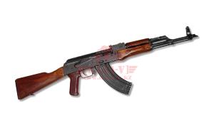 Нарезной карабин Ижмаш Сайга 7.62х39 исп.04, укороченный ствол 415 мм, 2 маг. на 10 патронов, (дерево) (ИМ10301)