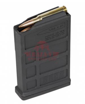 Магазин 7.62x51 NATO на 10 патронов для карабинов 7.62 / .308 Mag AICS Short Action Magpul PMAG 7.62 AC MAG579 (Black)