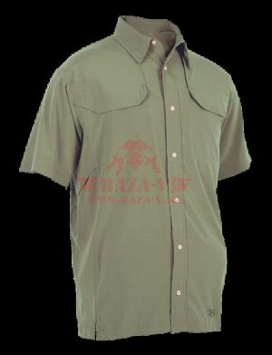 Мужская рубашка с коротким рукавом TRU-SPEC Men's 24-7 SERIES® Cool Camp Shirt (Sage)