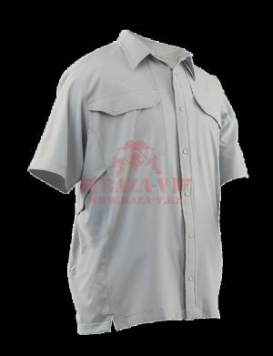 Мужская рубашка с коротким рукавом TRU-SPEC Men's 24-7 SERIES® Cool Camp Shirt (Grey)