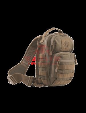 Тактическая сумка-рюкзак на одно плечо TRU-SPEC Trek Sling (Coyote)