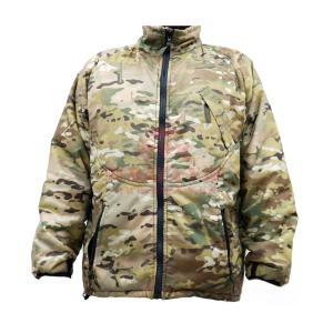 Двухсторонняя куртка Snugpak Airpak Reversible (Multicam/Tan)