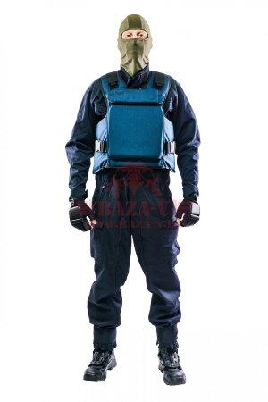 Баллистический плавучий жилет C.P.E.® Ballistic Flotation Vest (Класс защиты NIJ III-A с возможностью установки дополнительных бронеплит)