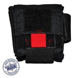 Подсумок под аптечку HSGI ON-or OFF-Duty Medical Pouch (12O3D0) (Black)
